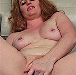 Roxana Mature Giant Knockers Blonde