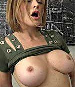 Krissy Lynn Settee Sexiness