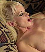 Sultry Blonde Maryanne Moore