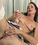 Sofie Marie Dildo Play