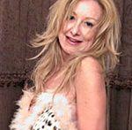 Rachel Woodbury and her leopard print lingerie