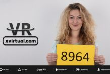 CzechCasting – novice Terka 8964 180°
